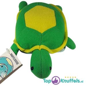 Schildpad Knuffelboekje (Kruip Het Schildpadje 15 cm)