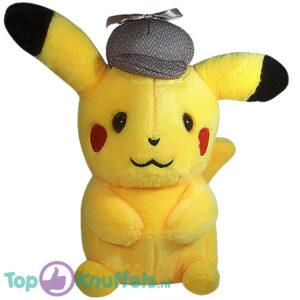 Pokemon Detective Pikachu Smile Pluche Knuffel 30 cm