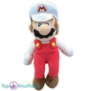 Little Buddy Pluche Knuffel Super Mario Bros (Wit) 25 cm