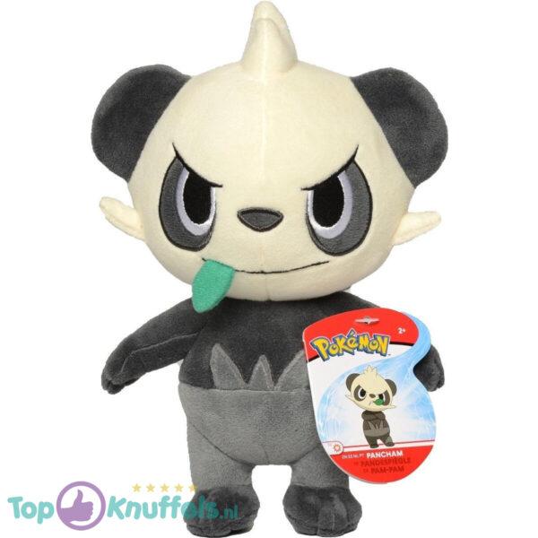 Pokemon Pluche Knuffel Pancham 21 cm