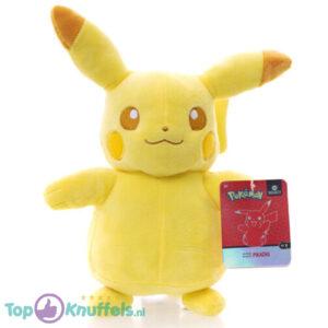 Pokemon Pikachu Tonal Pluche Knuffel 23 cm (Special Edition) (Collectors Item)