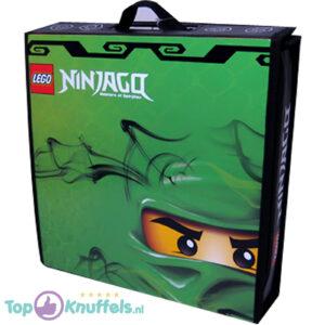 Lego Ninjago (Masters of Spinjitzu) Opbergtas + Speelmat!