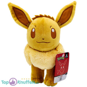 Pokemon Eevee Tonal Pluche Knuffel 23 cm (Special Edition) (Collectors Item)