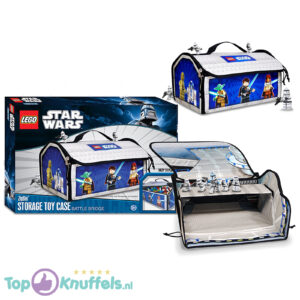 Lego Star Wars Zipbin Storage Toy Case