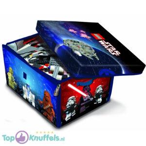 Neat-Oh! LEGO Star Wars ZipBin 1000 Stukjes Opberg Speelgoed Box en Speelgoed Mat