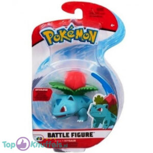 Pokemon Battle Figure Ivysaur (Speelfiguur) 7cm
