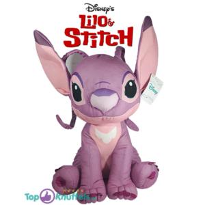 Disney Lilo & Stitch Pluche Knuffel Angel (Paars) 42 cm