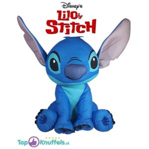 Disney Lilo en Stitch Pluche Knuffel (Blauw) 42 cm