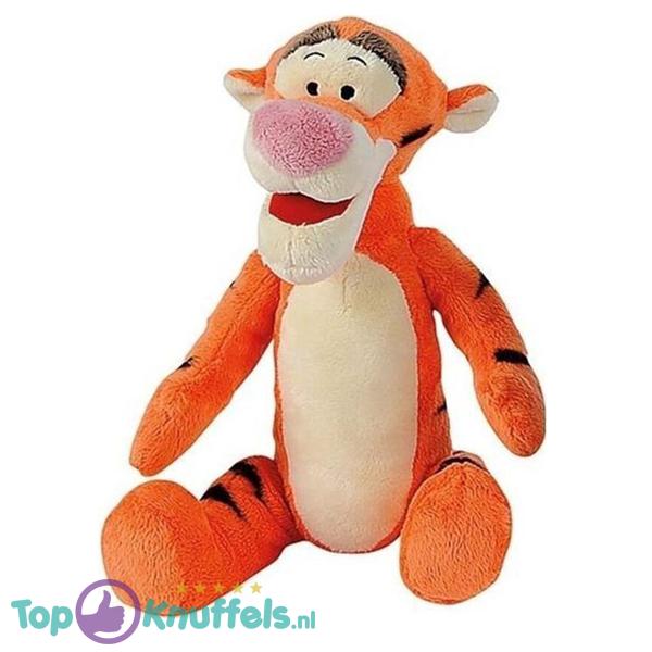 Disney Winnie the Pooh Tijgertje Pluche Knuffel 30 cm