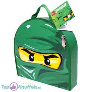 Lego Ninjago Tas met handvat (Groen) 22 cm