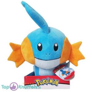 Pokemon Mudkip Pluche Knuffel 32 cm