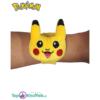 Pokemon Pikachu Gezichtje Smile klap-armband (One Size)