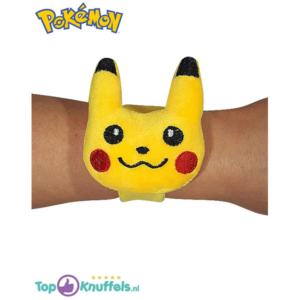 Pokemon Pikachu Gezichtje klap-armband (One Size)