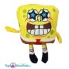 Spongebob Squarepants Sterren Ogen Pluche Knuffel 15 cm