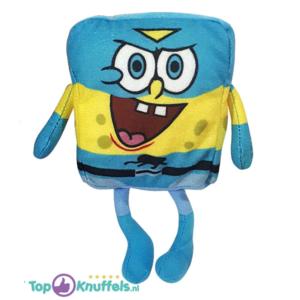 Spongebob Squarepants Superheld Pluche Knuffel 15 cm