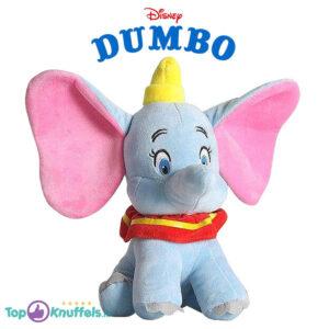 Disney Dumbo Pluche Knuffel (Blauw) 22 cm