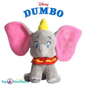 Disney Dumbo Pluche Knuffel (Grijs) 22 cm