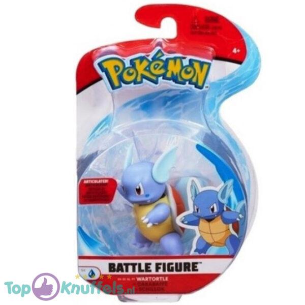 Pokemon Battle Figure Wartortle (Speelfiguur)