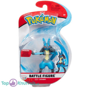 Pokemon Battle Figure Lucario (Speelfiguur)