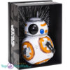 Disney Star Wars Black Line Pluche Knuffel BB-8 25 cm (Incl. Displaydoos)