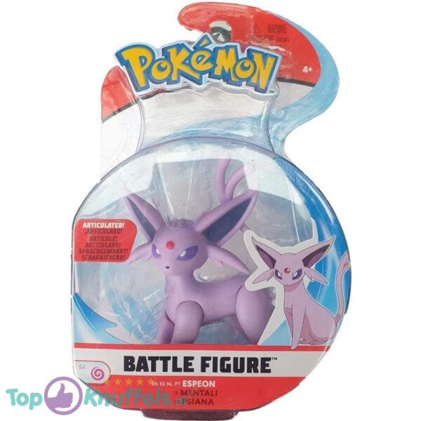 Pokemon Battle Figure Eifie Espeon (Speelfiguur)