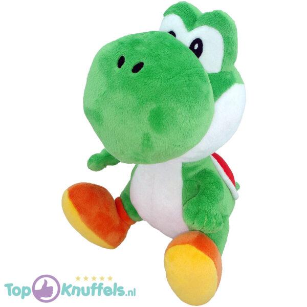 Super Mario Bros Pluche Knuffel Yoshi 27 cm