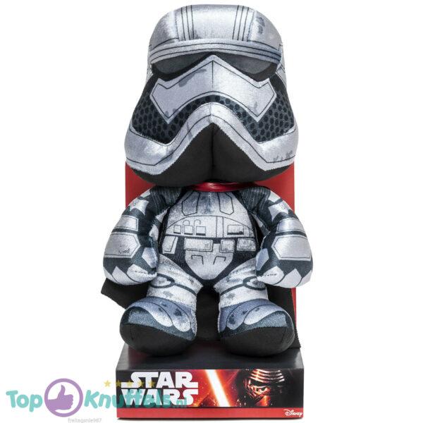 Disney Star Wars Captain Phasma Pluche Knuffel + Displaydoos 30 cm