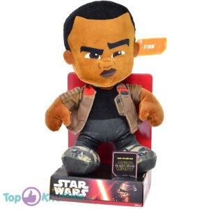 Disney Star Wars Finn Pluche Knuffel + Displaydoos 30 cm