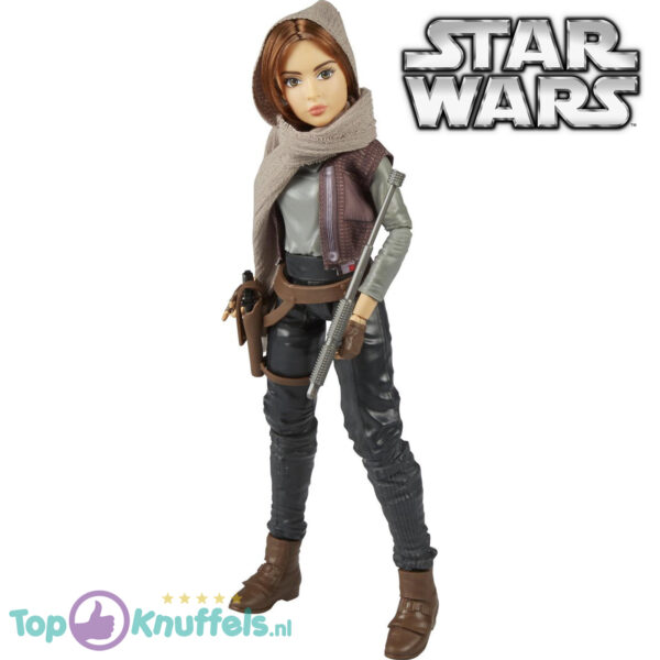 Star Wars Forces of Destiny - Jyn Erso - (Speelfiguur/Speelgoed) 30 cm