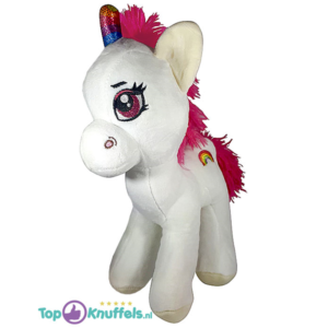 Rainbow Unicorn Pluche Knuffel