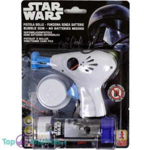 Star Wars: Bellenblaas Speelgoed Pistooltje