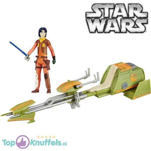 Star Wars: Ezra Bridger's Speeder (Speelgoed/Speelfiguur)