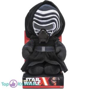 Disney Star Wars Kylo Ren Pluche Knuffel + Displaydoos 30 cm