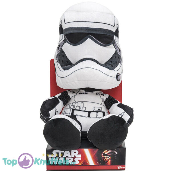 Disney Star Wars Stormtrooper Pluche Knuffel + Displaydoos 30 cm