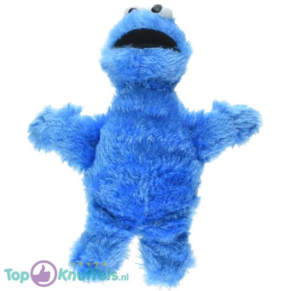 Sesamstraat Cookie Monster Pluche Knuffel Blauw 27 cm