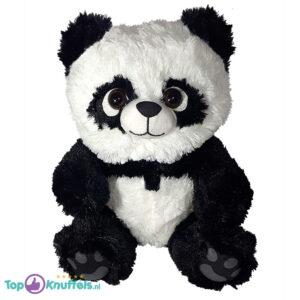 Panda Pluche Knuffel (Wit/Zwart) 30 cm