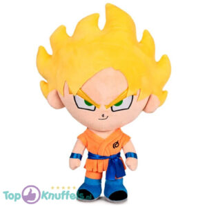 Dragon Ball Z Pluche Knuffel Super Saiyan Goku 26 cm