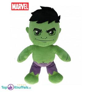 Marvel Avengers Pluche Knuffel Hulk 22 cm
