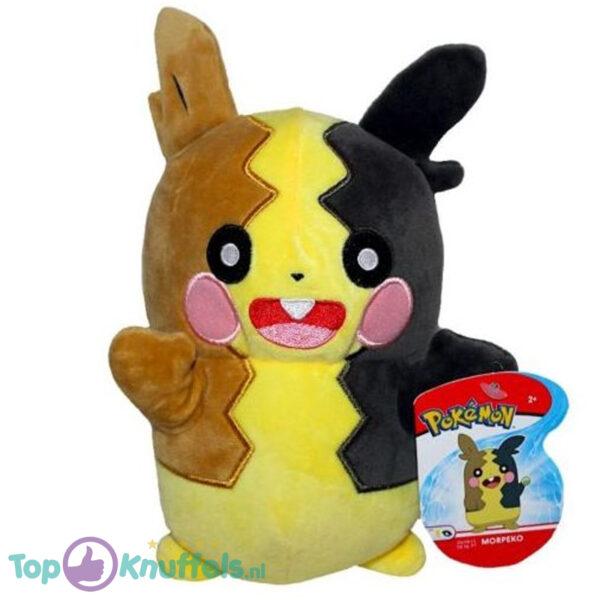 Pokémon Morpeko Pluche Knuffel 23 cm