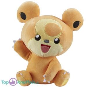Pokémon Teddiursa Pluche Knuffel 20 cm