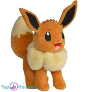 Pokémon Pluche Knuffel - Eevee 21 cm