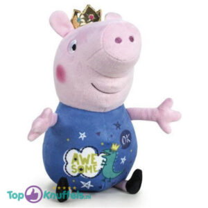 Peppa Pig Dino George Pluche Knuffel 30 cm