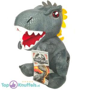 Jurassic Park Pluche Knuffel Indominus (Grijs) 30 cm