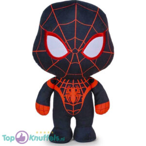 Marvel Miles Morales Spiderman pluche knuffel 20 cm