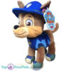 Paw Patrol Jungle Rescue Pluche Knuffel Chase 30 cm
