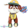 Paw Patrol Jungle Rescue Pluche Knuffel Rubble 30 cm