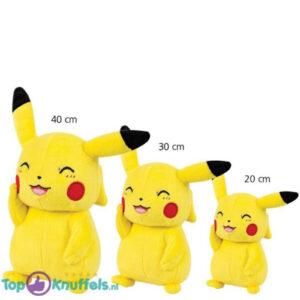 Pokemon Tomy Pikachu Pluche Knuffel 40 cm