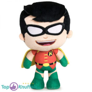 DC Super Friends - Batman Robin Pluche Knuffel 26 cm