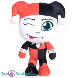 DC Super Friends - Margot Robbie Harley Quinn Superman Pluche Knuffel 30 cm