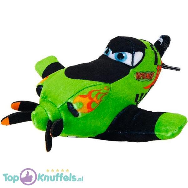 Disney Planes Pluche Knuffel Ripslinger (Groen) 30 cm